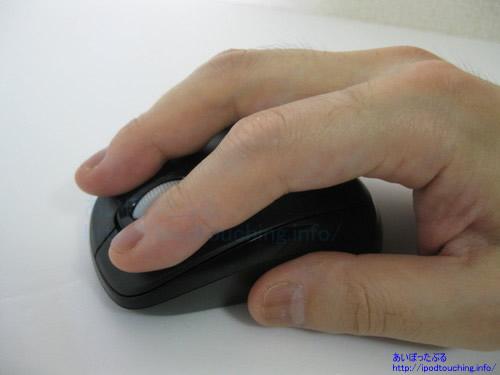 マイクロソフト マウス 3RF-00006使って