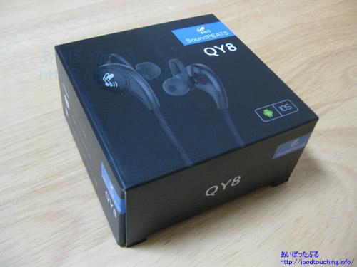 SoundPEATS(サウンドピーツ) QY8 Bluetooth イヤホン