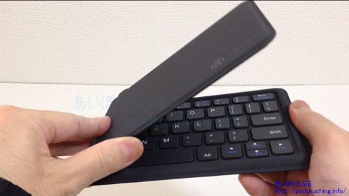 iClever Bluetoothキーボード IC-BK06折りたたみ式