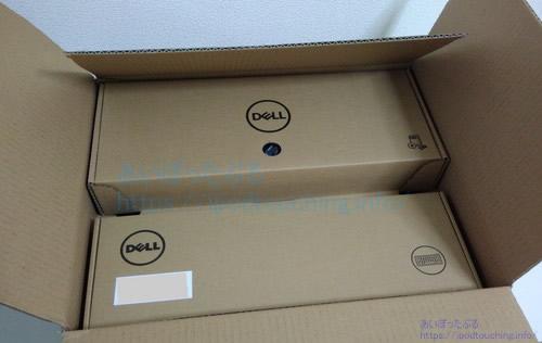 Dell Inspiron 3268 18Q33開梱