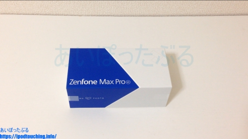 Zenfone Max Pro M1(ZB602KL)外箱