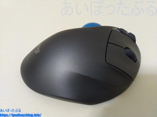 トラックボール SW-M570(Logicool)マウス