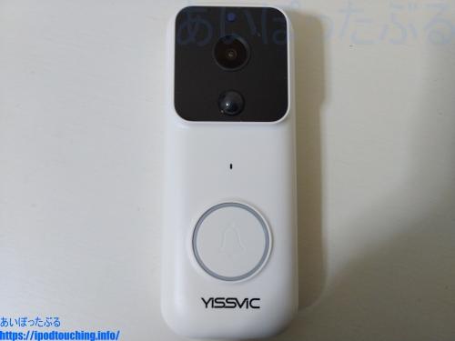 WiFiドアホン YISSVIC